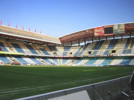 Estadio Riazor - The venue which would decide the 1993/94 Championship