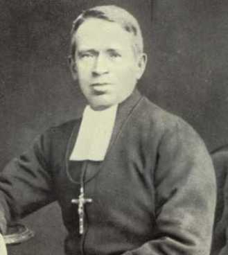 Brother Walfrid - the founder of Celtic Football Club